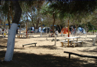 Alojamiento guanaqueros - Camping jardin de las dunas ...